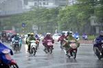 Thời tiết ngày 21/8: Khu vực Trung du và đồng bằng Bắc Bộ có mưa to