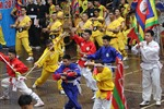 Đưa hệ thống thi đấu võ đài vào Hội diễn võ thuật cổ truyền Hà Nội mở rộng lần thứ 35