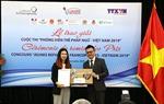 Tác phẩm 'Mạng xã hội: Liệu có phải kẻ thù của phụ nữ?' giành giải Nhất cuộc thi 'Phóng viên trẻ Pháp ngữ - Việt Nam 2019'