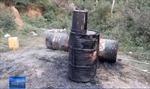 Phát tán hơn 200 lít dầu thải ra đầu nguồn sông Hiếu