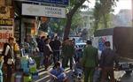 Dùng súng tự chế bắn người tại phố Phan Huy Chú (Hà Nội)