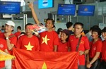 'Sốt' tour cổ vũ đội tuyển bóng đá nam tại SEA Games 30