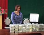 Triệt phá đường dây ma túy 'khủng' xuyên quốc gia
