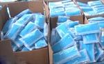 'Đột kích' cơ sở chuyên tái chế khẩu trang y tế