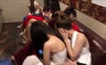 Thành phố Hồ Chí Minh phát hiện gần 90 dân chơi ma túy trong quán karaoke