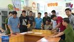 Điện Biên: Bắt giữ 2 đối tượng vận chuyển 20 bánh heroin