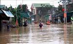 Bão số 8 gây mưa dông mạnh ở vùng biển từ Bình Thuận đến Kiên Giang và Vịnh Thái Lan
