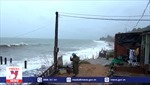 Bình Thuận khẩn trương ứng phó với bão số 9