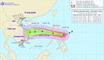 Siêu bão Goni tiến vào Philippin với sức gió giật trên cấp 17