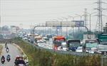 Hà Nội: Không để phát sinh ùn tắc giao thông kéo dài quá 15 phút trong dịp nghỉ lễ