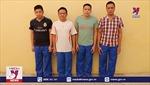 Triệt phá băng nhóm trộm cắp chuyên nghiệp tại Bình Phước