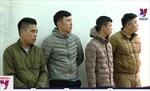 Ninh Bình tạm giữ 4 đối tượng đốt pháo trái phép