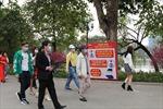 Ngày 2/3 học sinh trở lại trường, Hà Nội không mưa trời khô ráo