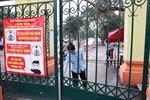 Công viên ở Hà Nội đồng loạt đóng cửa đề phòng dịch COVID-19
