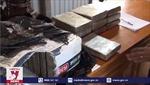 Quảng Bình bắt vụ vận chuyển 20 bánh cần sa khô