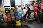 Lao động tự do Hà Nội chật vật mưu sinh trong đại dịch