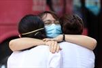 Bác sĩ Bệnh viện Bạch Mai lên đường đi chi viện TP Hồ Chí Minh chống dịch