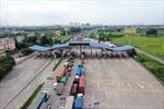 Từ 6h sáng 22/9, cao tốc Pháp Vân - Cầu Giẽ sẽ thu phí trở lại
