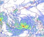 Thời tiết ngày 22/9: Trung Bộ, Tây Nguyên và Nam Bộ có mưa lớn diện rộng