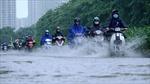 Không khí lạnh gây mưa dông diện rộng ở Bắc Bộ và Trung Bộ
