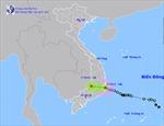 Thời tiết ngày 27/10: Áp thấp nhiệt đới di chuyển theo hướng Tây Tây Bắc, Nam Trung Bộ và Tây Nguyên mưa to