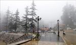 Bắc Bộ và Bắc Trung Bộ mưa nhỏ rải rác, trời rét