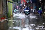 Thời tiết ngày 28/7: Bắc Bộ, Tây Nguyên và Nam Bộ có mưa rào và dông