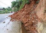 Hà Tĩnh, Quảng Bình và vùng núi Bắc Bộ đề phòng lũ quét, sạt lở đất