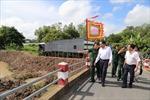 Huy động lực lượng kiểm soát buôn lậu mùa nước lũ