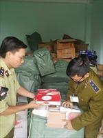 Buôn lậu thuốc lá vẫn 'nóng bỏng' ở tuyến biên giới Việt Nam- Campuchia