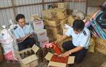 Lên kế hoạch cao điểm chống buôn lậu dịp Tết Canh Tý 2020