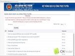 Dịch vụ công trực tuyến hỗ trợ thủ tục hải quan trong 'mùa' COVID-19