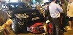 Lái xe say rượu gây tai nạn liên hoàn ở Hà Nội bị xử phạt thế nào?