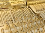 Giá vàng sáng 25/10 tăng 50.000 đồng/lượng