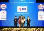 MB khẳng định uy tín, vị thế thương hiệu hàng đầu năm 2021