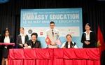 Ra mắt Tổ chức giáo dục Embassy Education tại Việt Nam