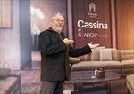 Huyền thoại ngành Thiết kế thế giới Philippe Starck đến Việt Nam