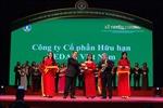 Vedan Việt Nam lần thứ 2 nhận giải thưởng Bông lúa Vàng