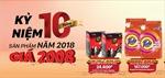 Lotte Mart tặng 10.000 món quà may mắn mừng 10 năm tại Việt Nam