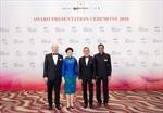 Thông cáo báo chí: Hai giáo sư Mỹ và Ấn Độ được nhận Giải thưởng Yidan về giáo dục kèm theo gần 3,9 triệu USD tiền thưởng cho mỗi người