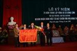 Kỷ niệm 70 năm thành lập Đảng bộ xã Đông Lĩnh