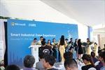 Hợp tác chiến lược giữa Microsoft Việt Nam, SaigonTel và Tech Data