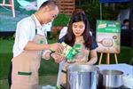 Ra mắt dòng sản phẩm bột nêm Knorr tự nhiên
