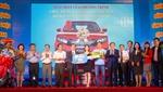 Công ty Yến sào Khánh Hòa trao giải cho khách hàng tại Đăk Lăk