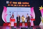 """Nu Skin Việt Nam nhận giải """"Sản phẩm vàng vì sức khỏe cộng đồng"""" 2019"""