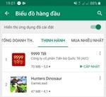 """App """"9999 Tết"""" đạt gần 1 triệu lượt tải sau  2 tuần ra mắt"""