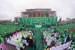 Ngày hội Đi bộ MILO 'Vì thế hệ Việt Nam năng động'