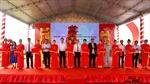 Khánh thành nhà máy nước giải khát Number One Hậu Giang