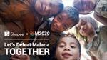 Shopee hợp tác cùng M2030 thực hiện chiến dịch đánh bại bệnh sốt rét
