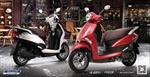 Yamaha chính thức ra mắt xe tay ga Latte